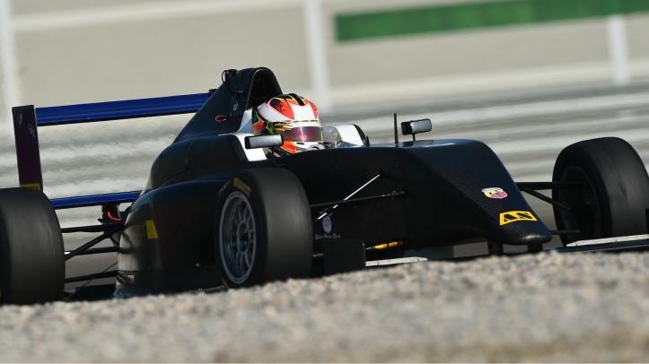 AS Motorsport Italian F4