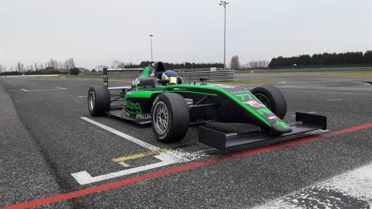 DRZ Benelli Ivan Berets Italian F4