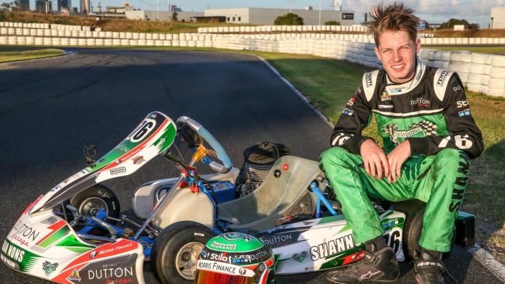Emerson Harvey Australian F4