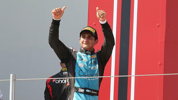 Giorgio Carrara Jenzer Motorsport F4