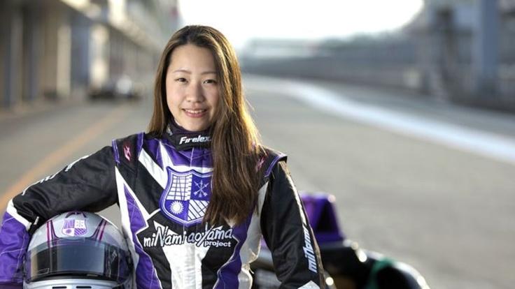 Miki Koyama W Series F3 Asian Winter Series
