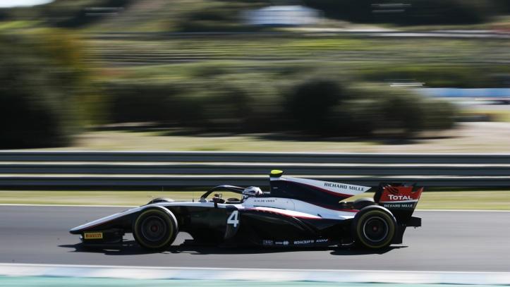 Nyck de Vries ART Formula 2