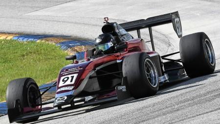 Parker Locke Indy Pro 2000