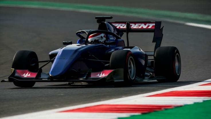 Pedro Piquet F3 Trident