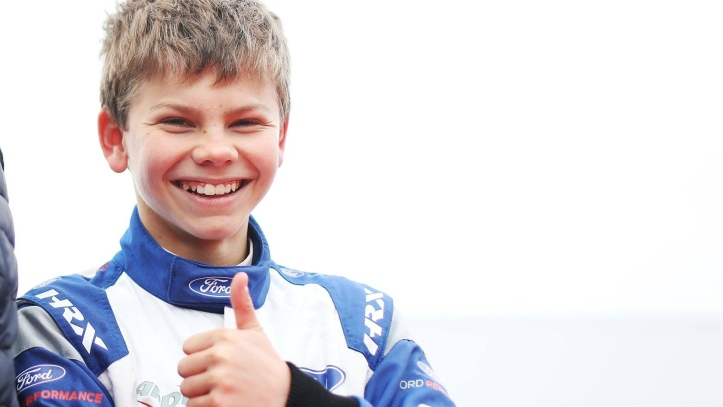 Alex Connor British F4