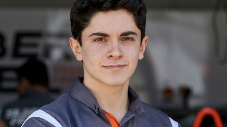 Matteo Nannini F4 UAE
