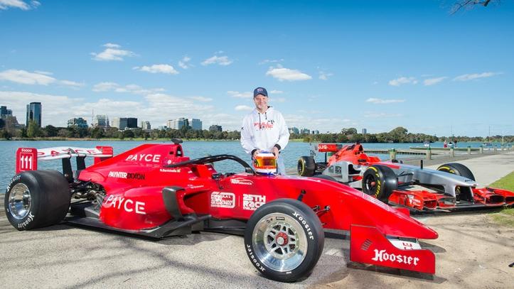 S5000 Rubens Barrichello