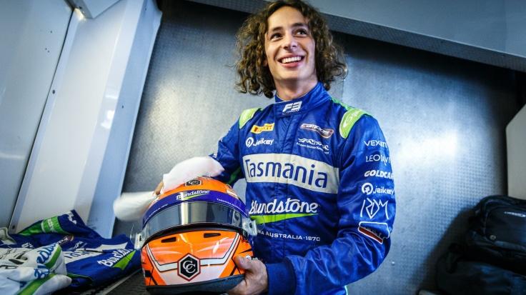 Alex Peroni racing 2020
