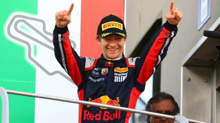 Dennis Hauger Italian F4 Champion 2019