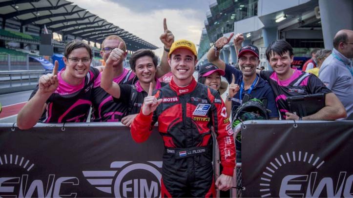 Joey Alders Asia Formula Renault Champion 2019