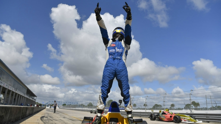 Joshua Car F4 US Championship 2019