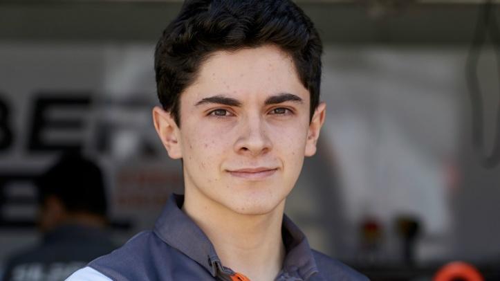 Matteo Nannini F4 UAE Champion 2019