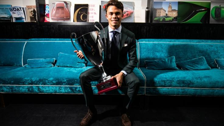 Nyck de Vries Formula 2 Champion 2019