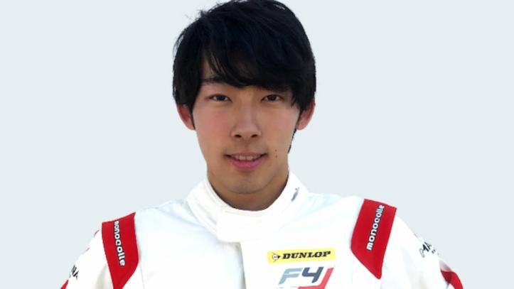 Ren Sato F4 Japan Champion 2019