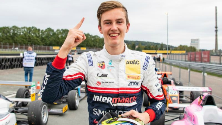 Theo Pourchaire ADAC F4 Champion 2019