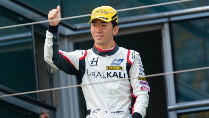 _Ukyo Sasahara F3 Asia Champion 2019