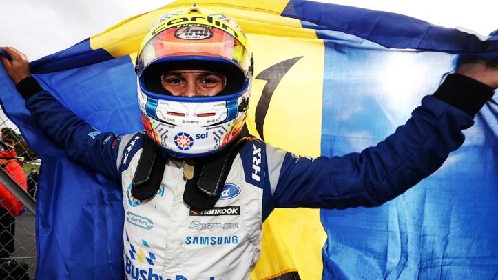 Zane Maloney British F4 Champion 2019