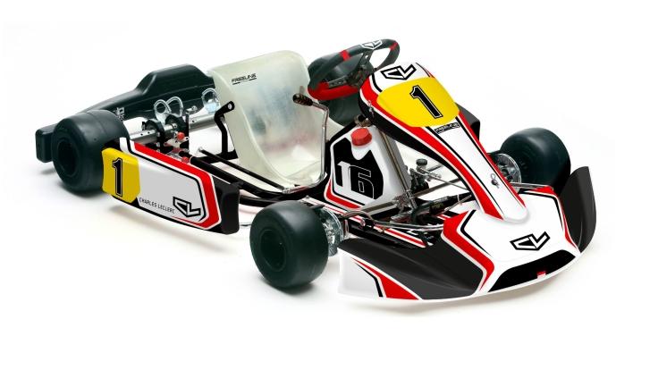 Charles Leclerc Birel ART Lennox Racing