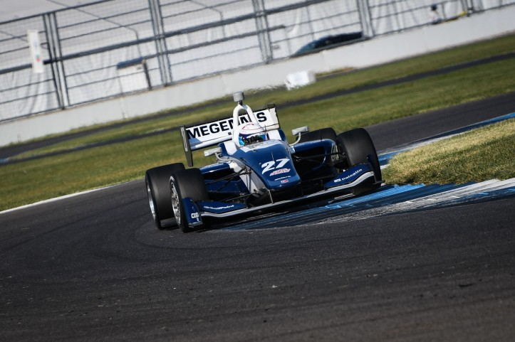 lights - megennis indy gp 2019
