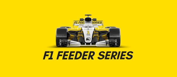 F1 Feeder Series livery 6